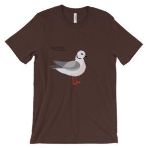 Ross' Gull Size 2 Unisex short sleeve t-shirt