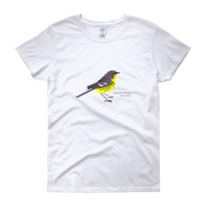 Kirtland's Warbler Women's short sleeve t-shirt