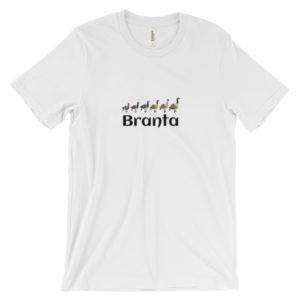 Branta Unisex short sleeve t-shirt