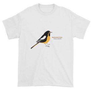 Black-backed Oriole Short sleeve t-shirt