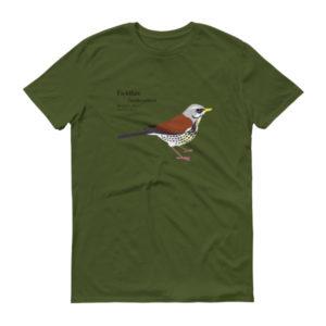 Rob's Fieldfare Short sleeve t-shirt